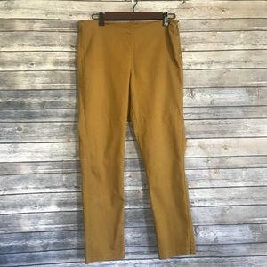 H&M Side Zip Crop Pants